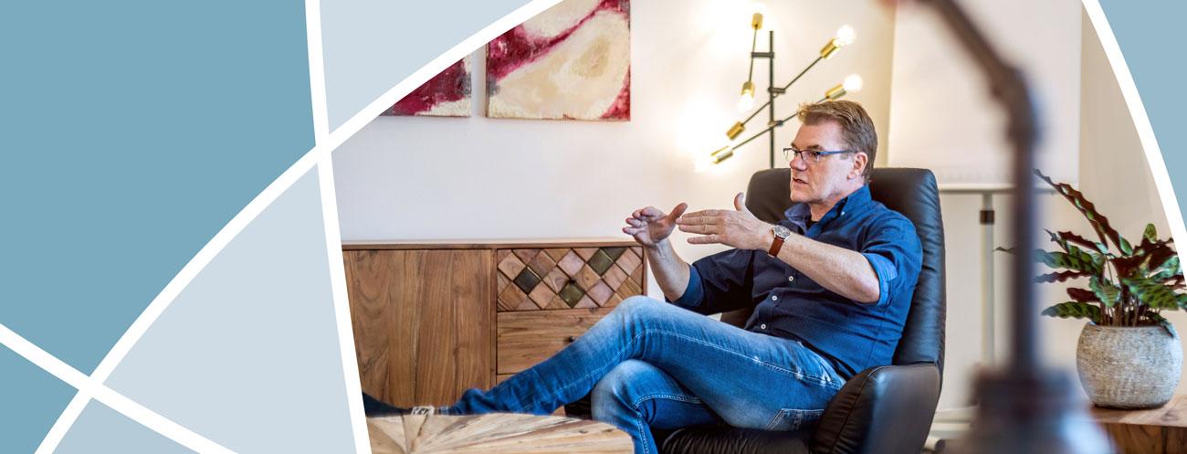 Dipl. Psych. Ulrich Gehrmann - Profil